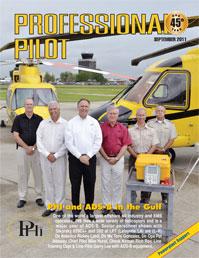 ProPilot September '11 Cover
