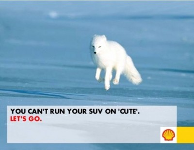 Shell Promotes Arctic Oil Exploration?