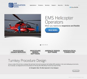 AND Client Website